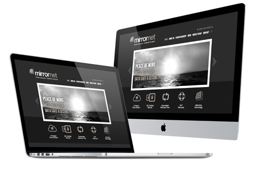 Make Backups Easy With Mirrornet | Web Design Agency In Shropshire