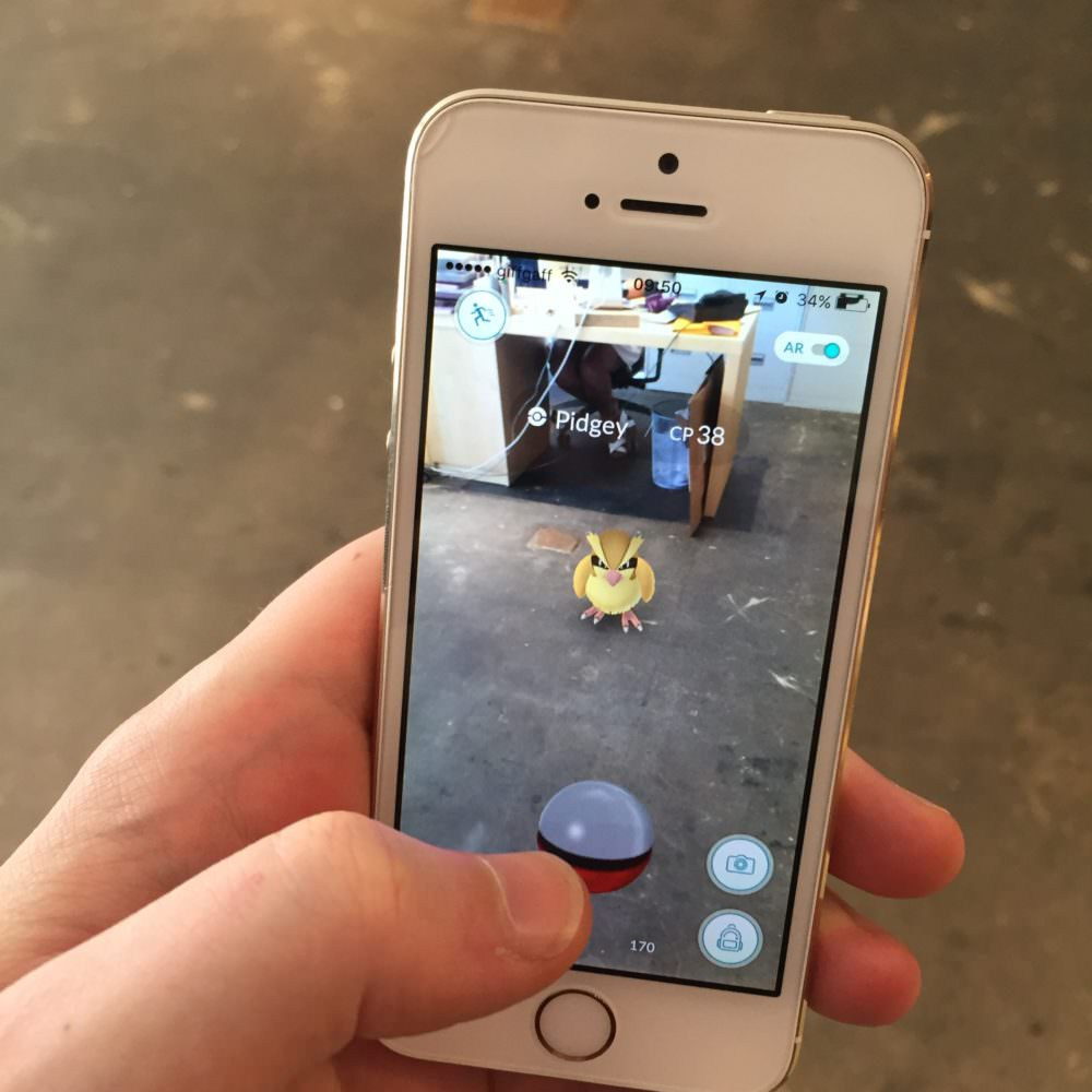 Marketing In The Era Of Pokémon Go | Marketing Agency In Shropshire