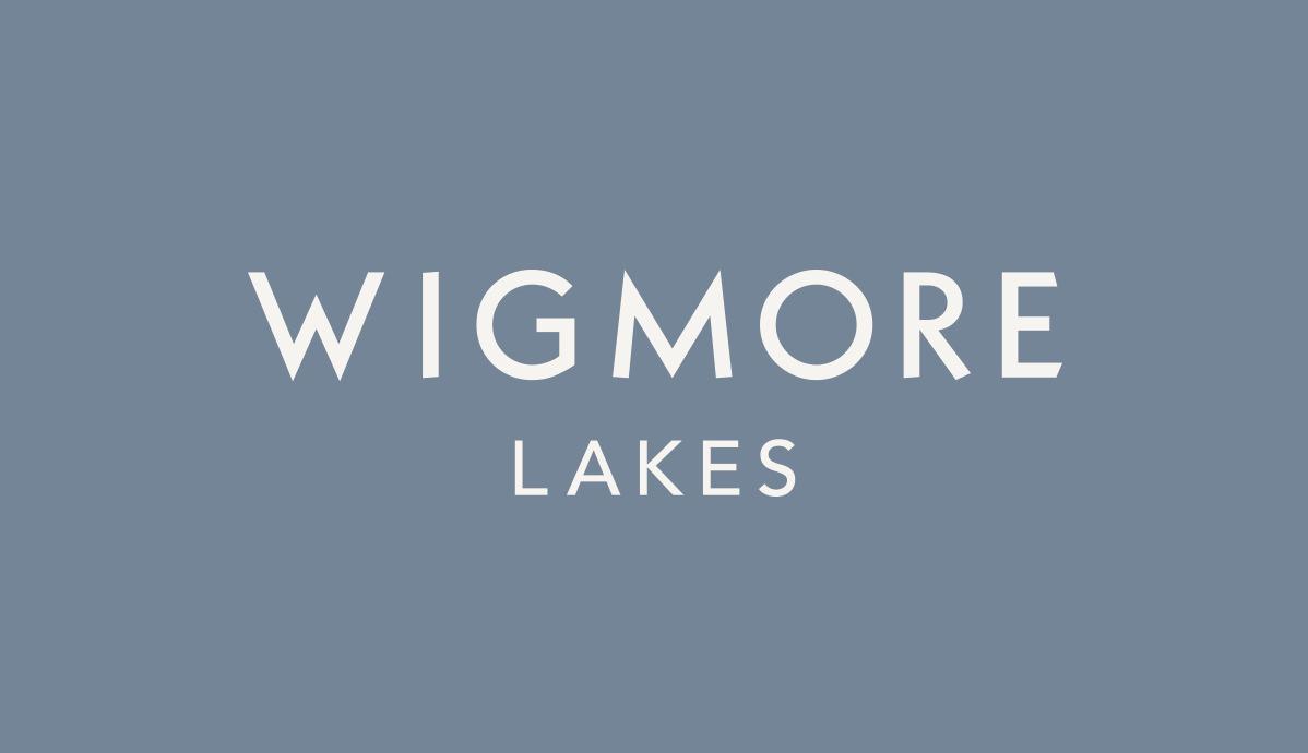 Wigmore Lakes Branding