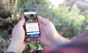 Wigmore Lakes Mobile Friendly Website