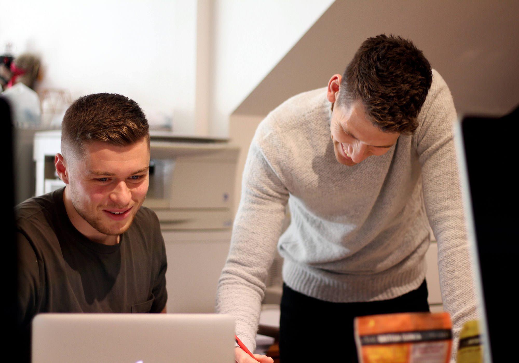 Design team at Source