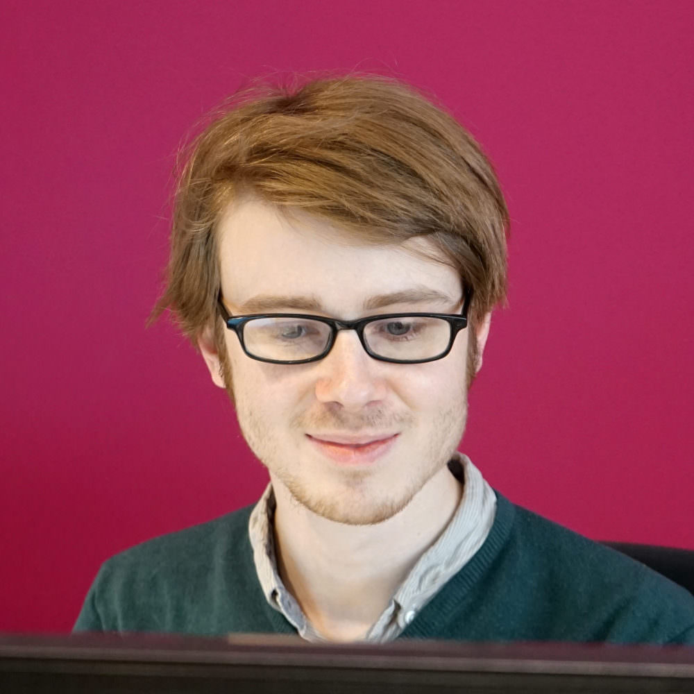 Sean Fenton - Web Developer At Source In Shropshire