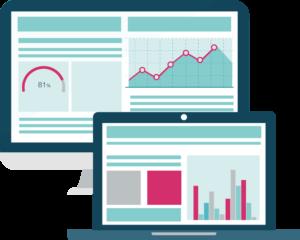 Analytics on desktops