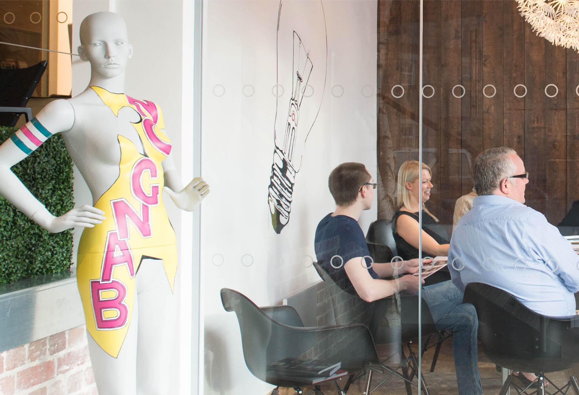 Source team meeting