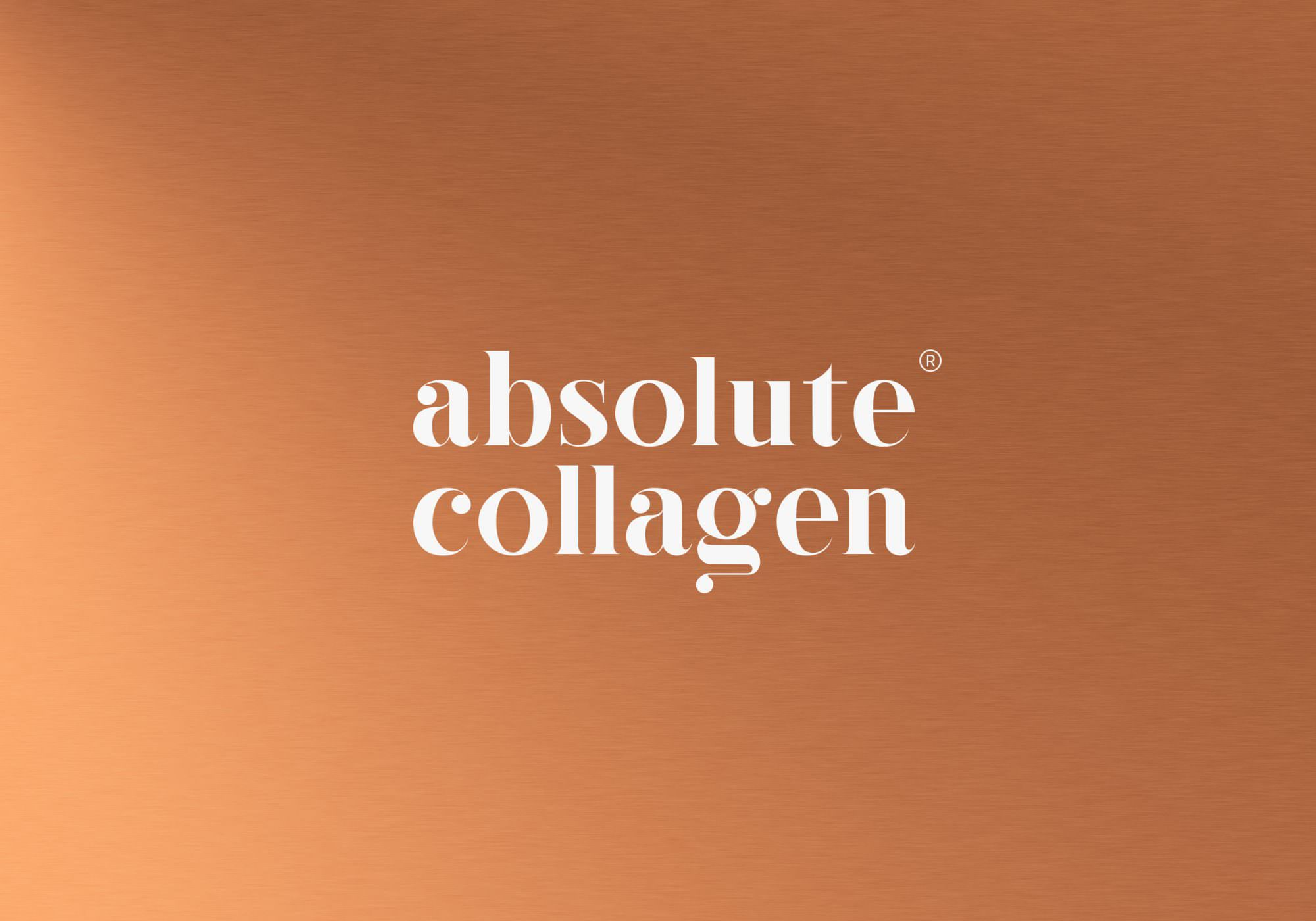 Absolute Collagen - Brand Identity & Packaging Design In Shropshire