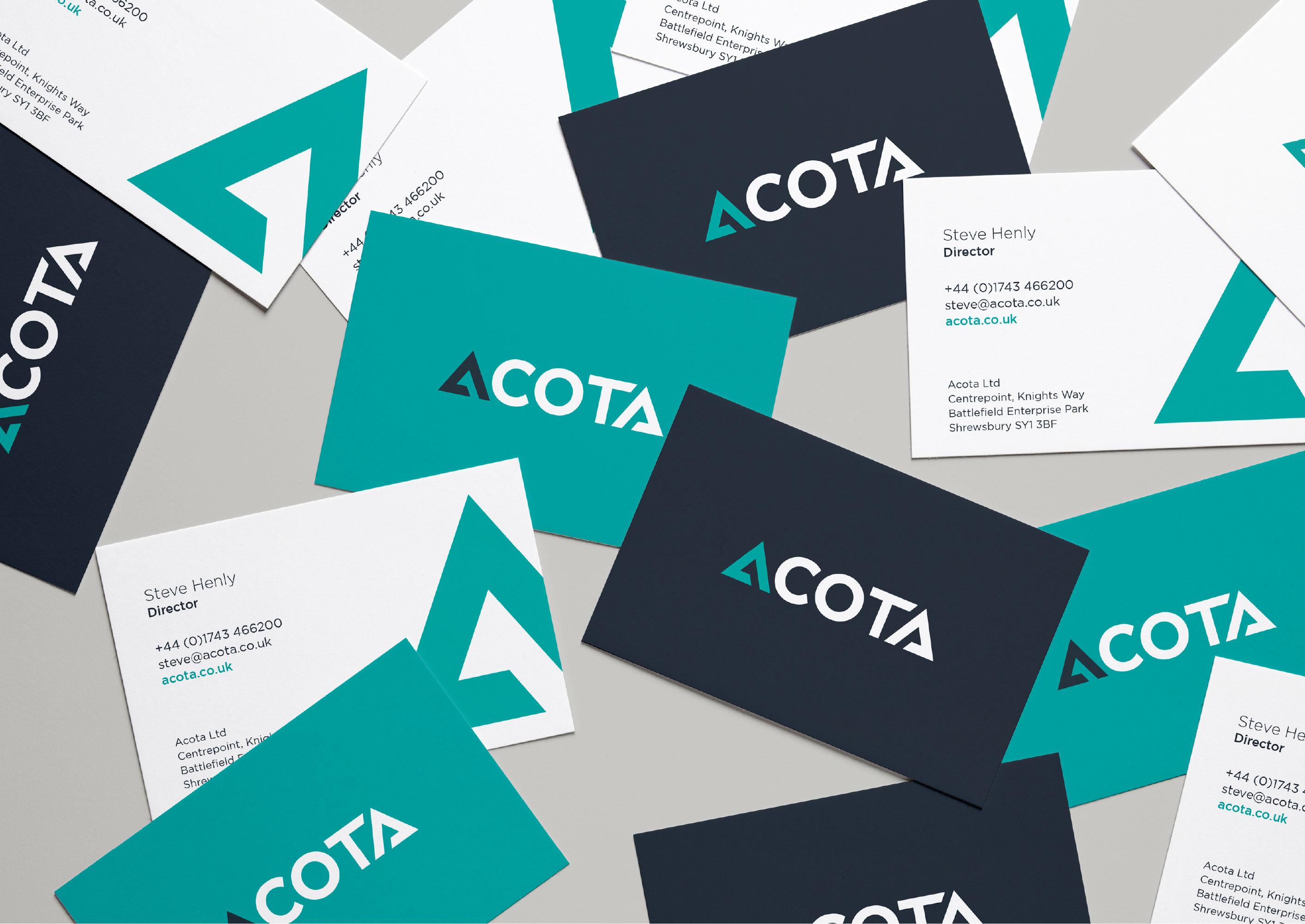 acota-business-cards