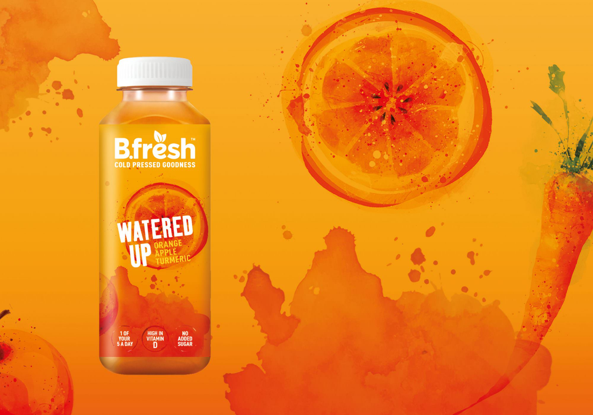B.fresh – Ecommerce Website & Packaging Design In Shropshire