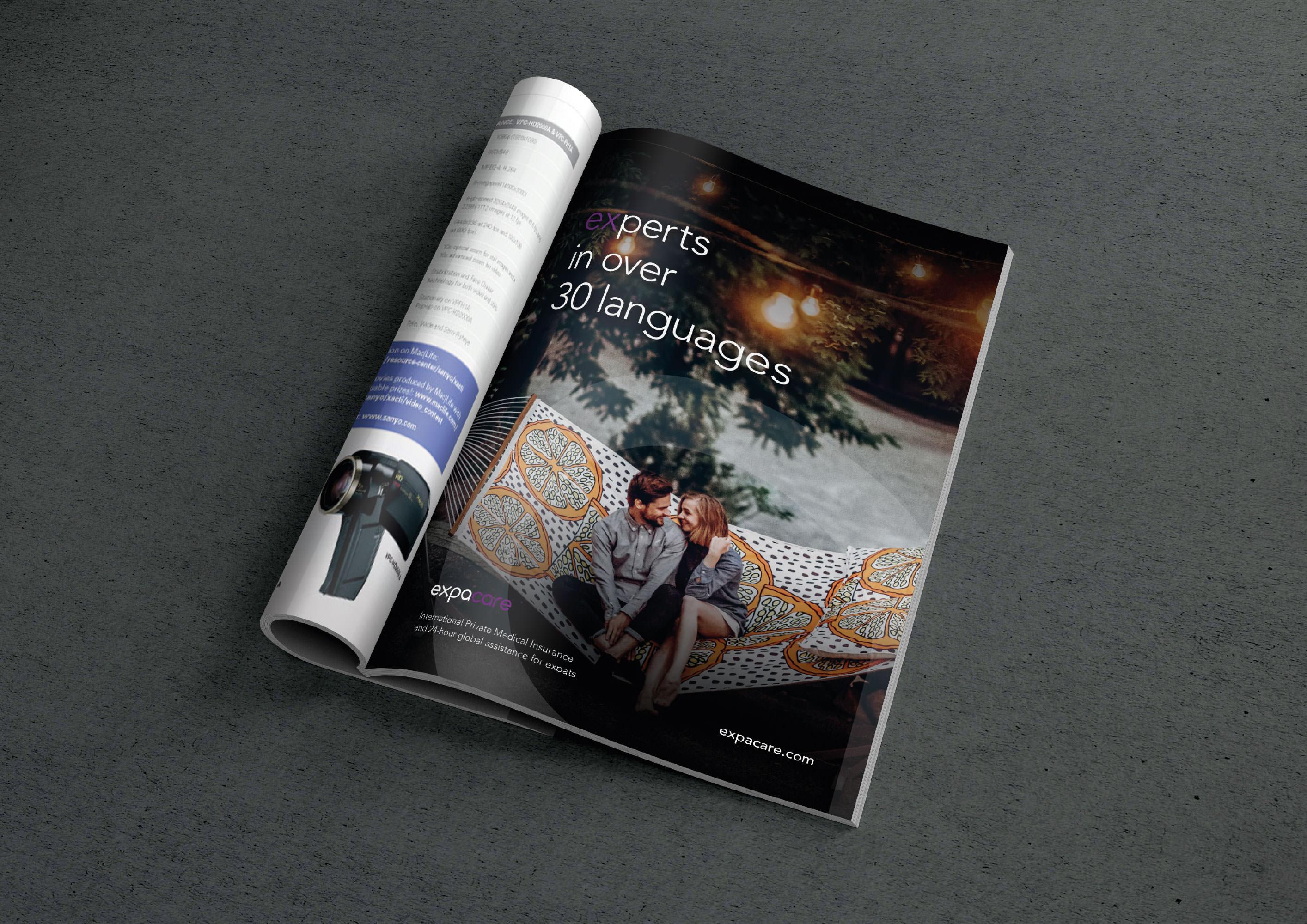 expacare-magazine-ad