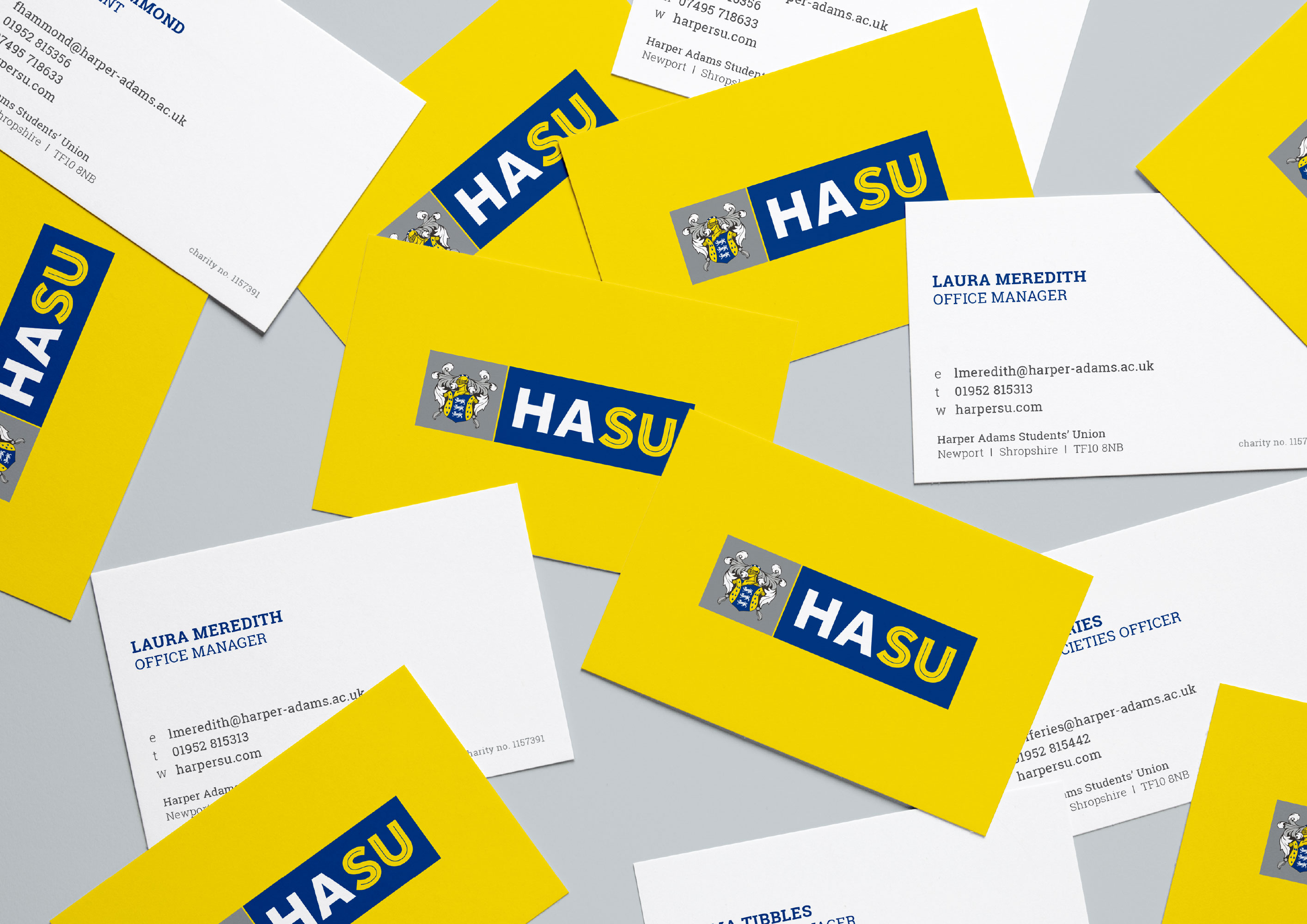 hasu-business-cards