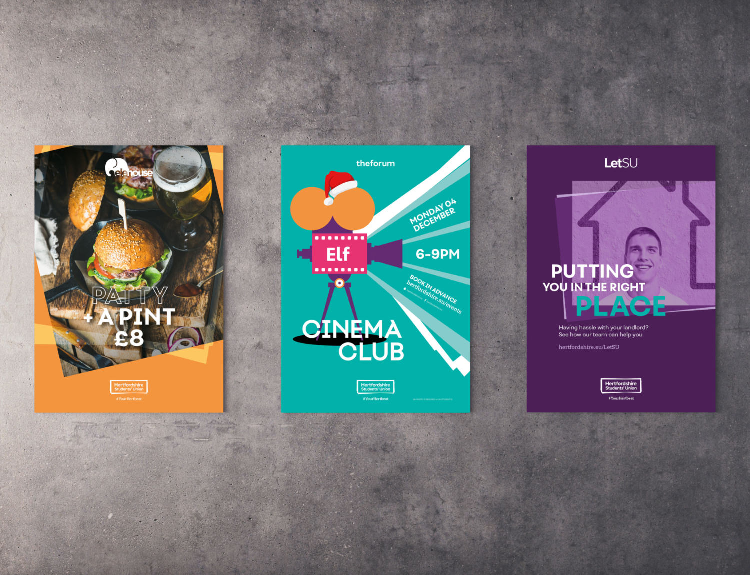 herts-posters