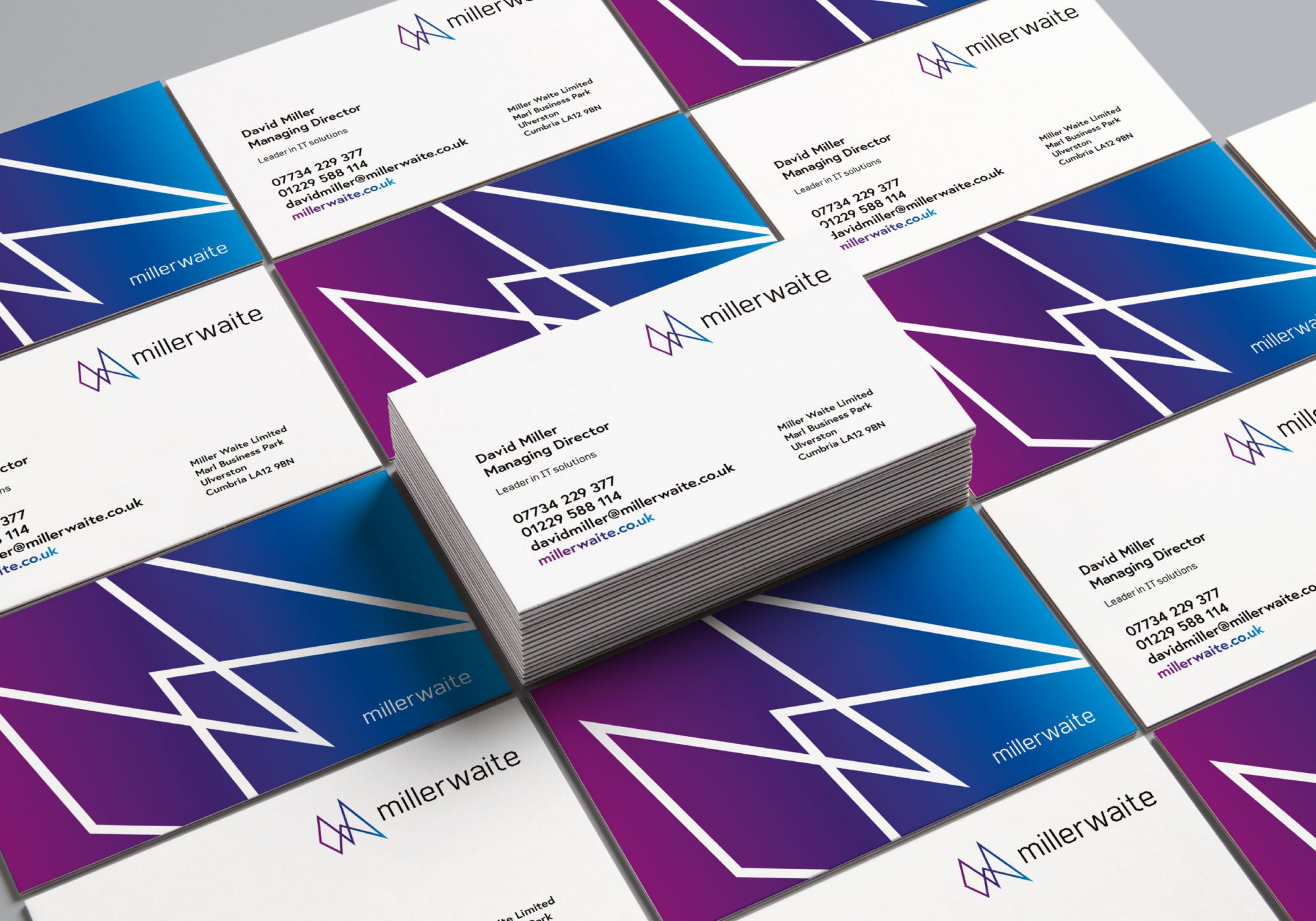 Miller Waite - Brand, Web Design, Print & Stationery In Shrewsbury