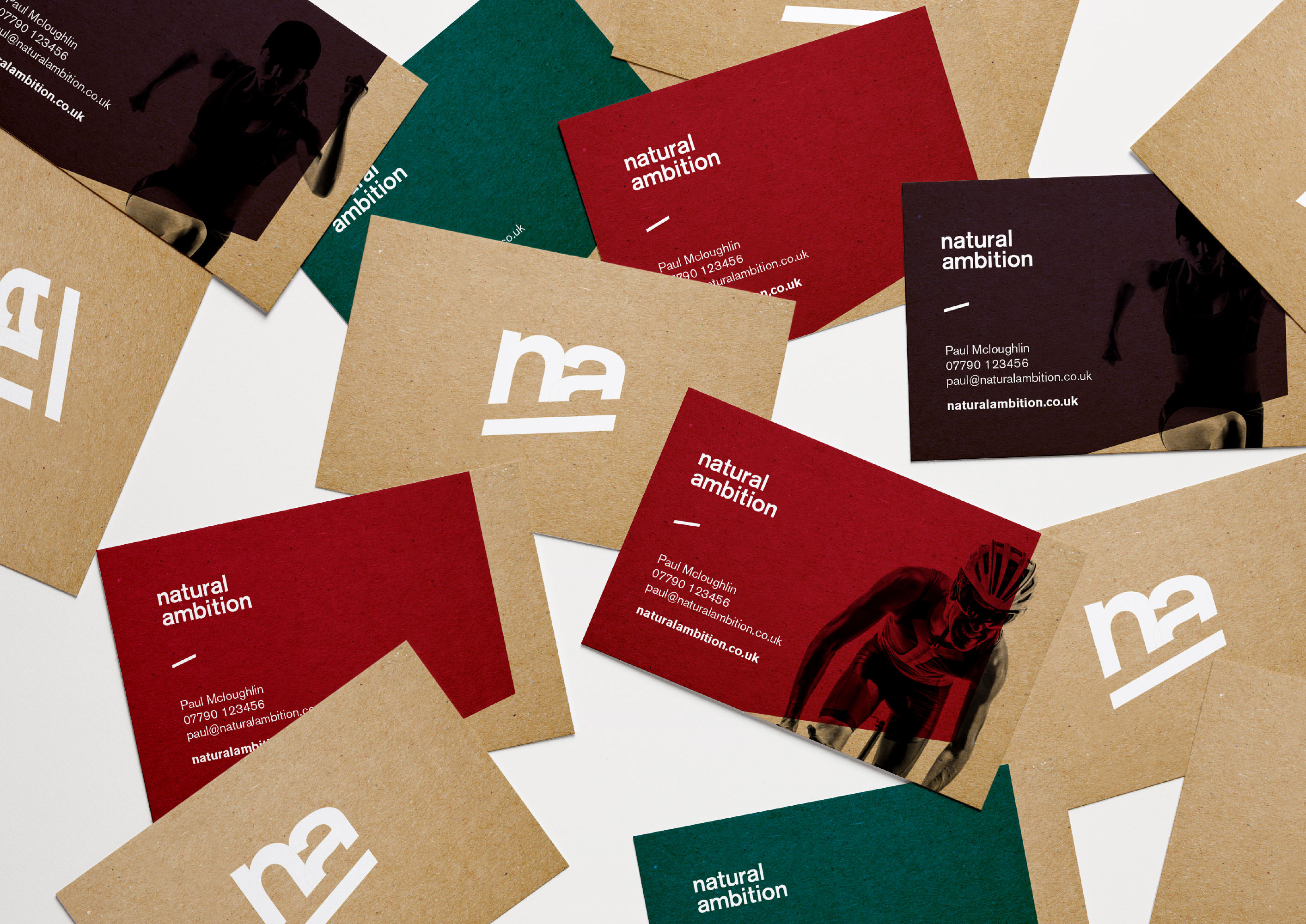 naturalambition-business-cards