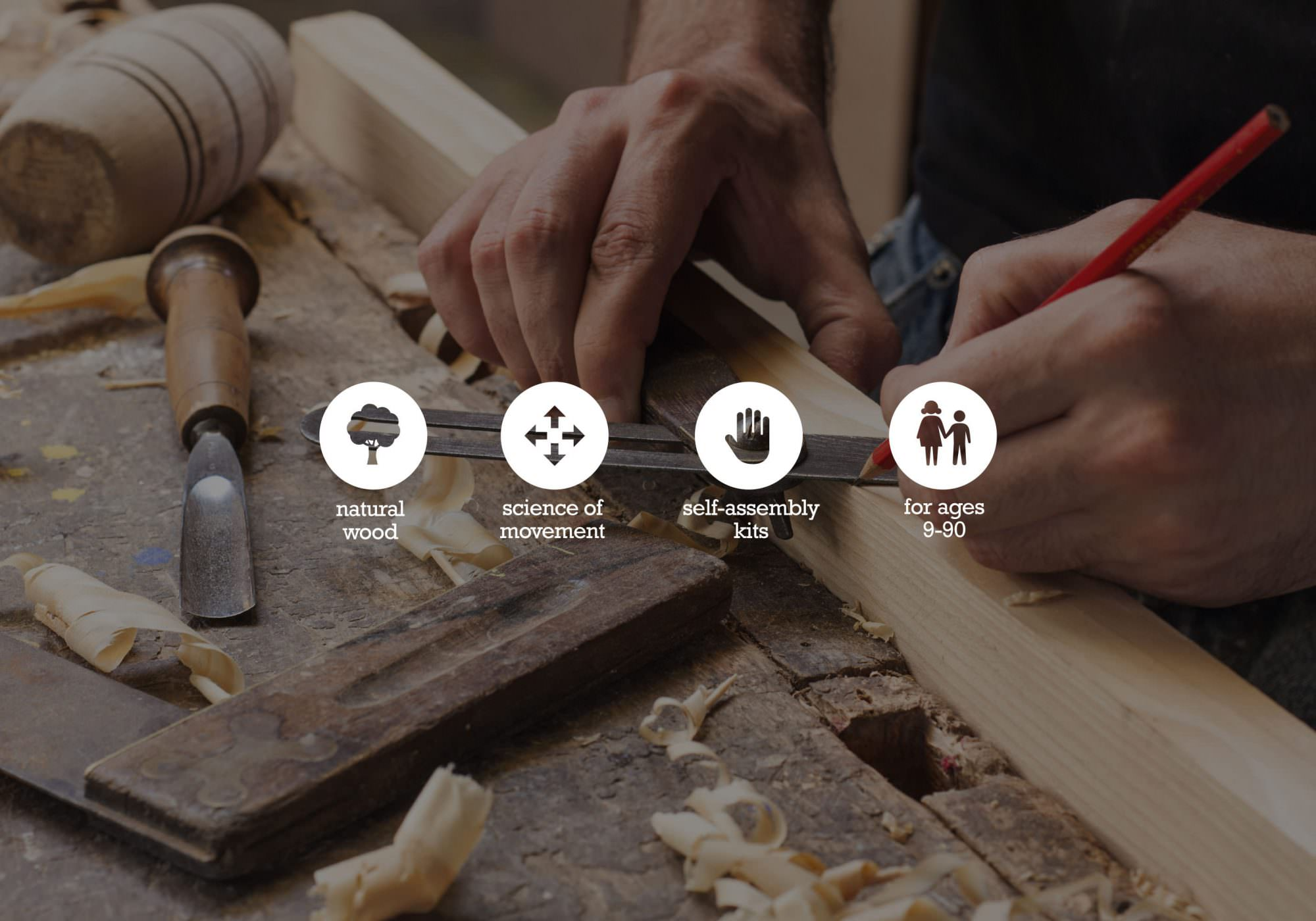 Timberkits - Packaging, Website Design & Stationery In Shropshire