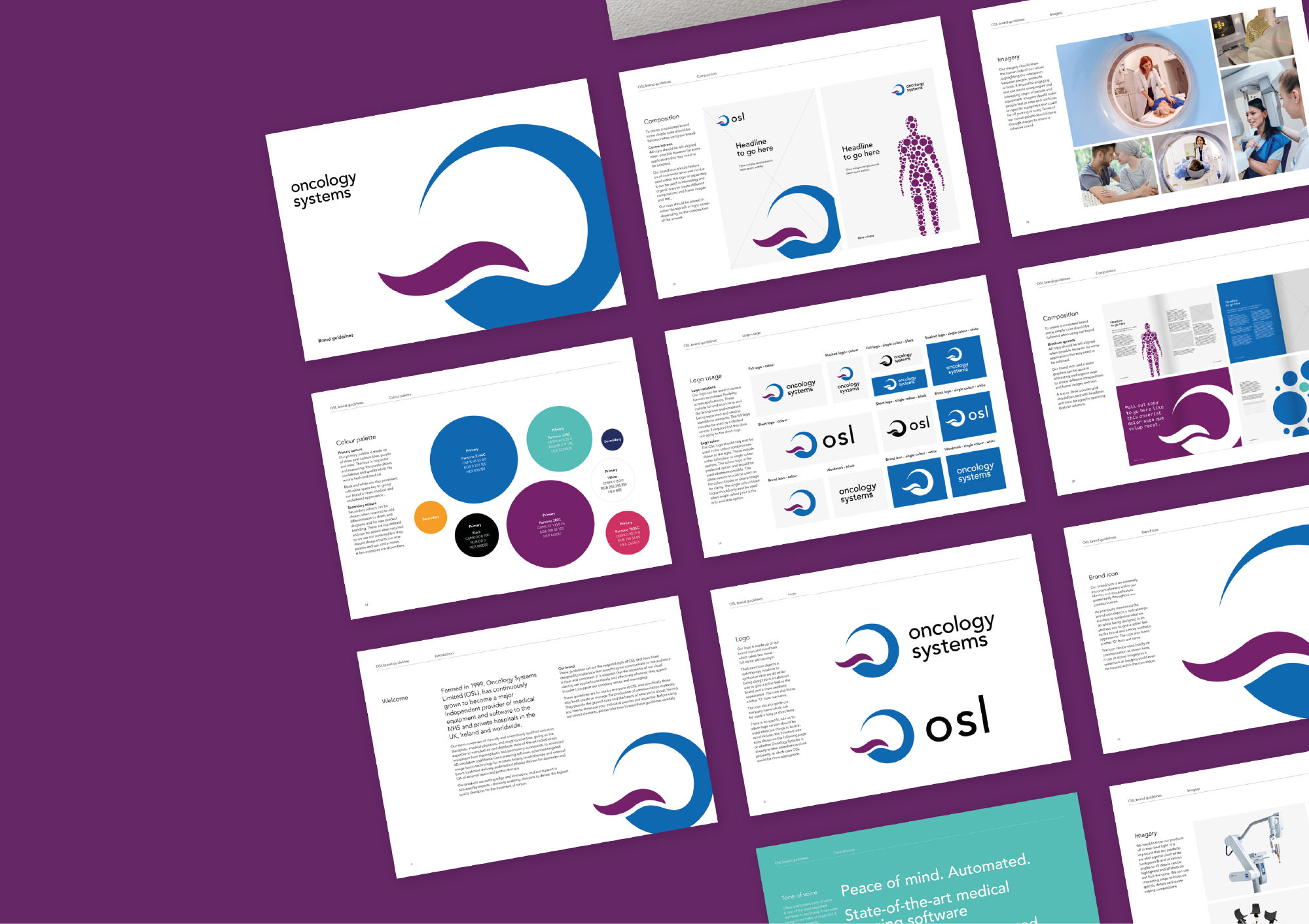 OSL brand guidelines