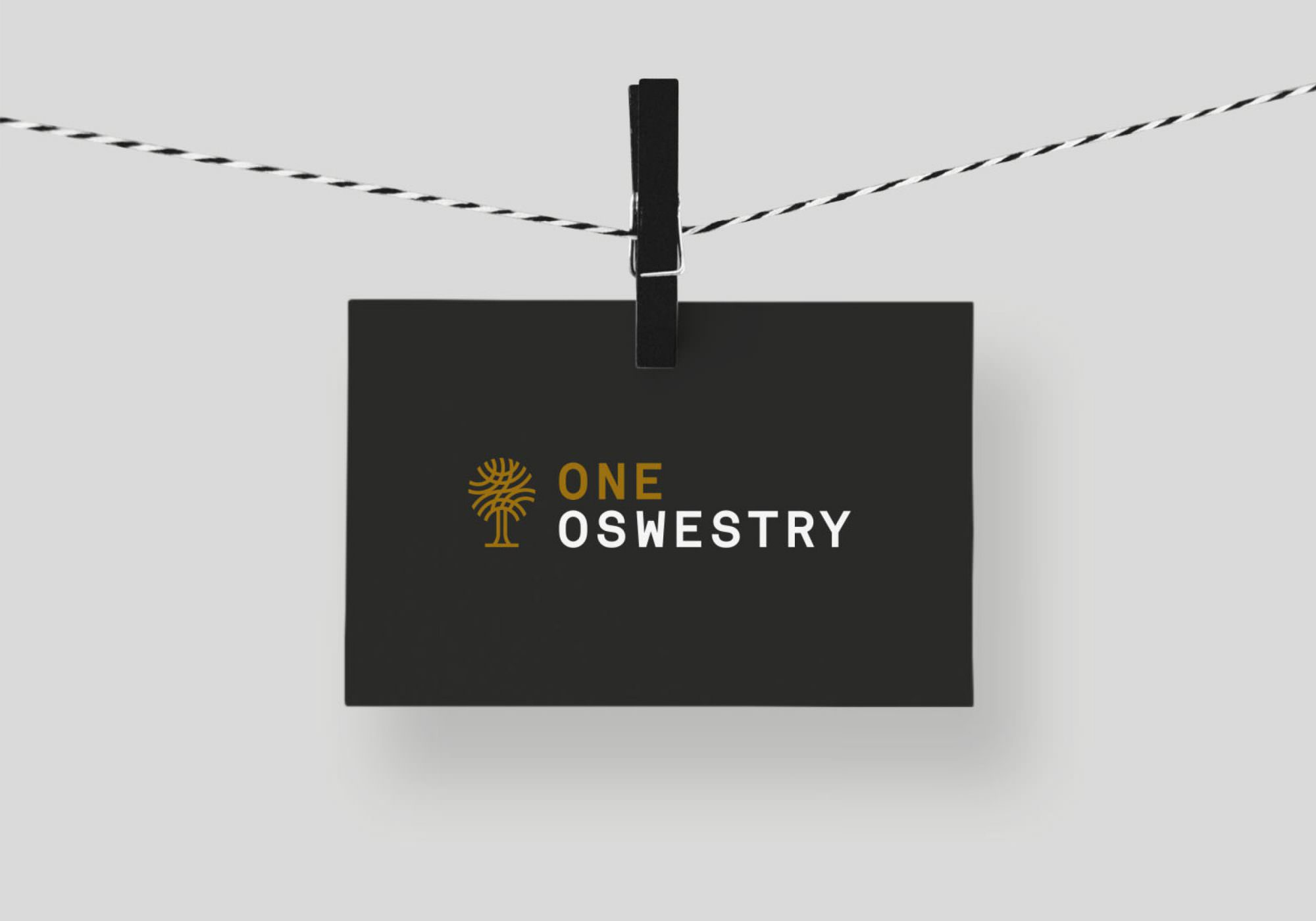 One Oswestry - Web Design, Stationery & Photography In Shropshire