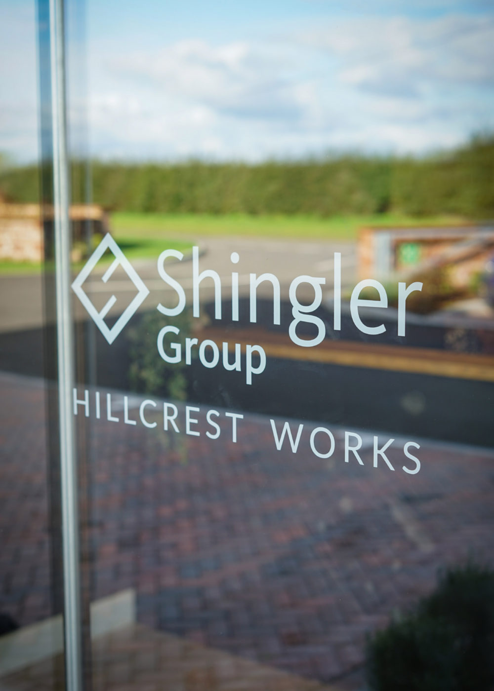 Shingler Homes - Branding, Print & Advertising In Shropshire