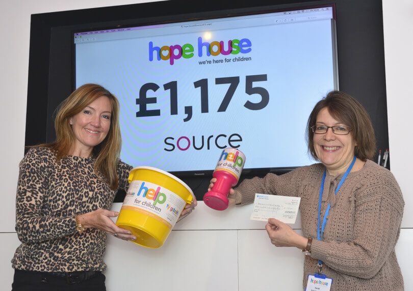 Charity competition a winner at Source