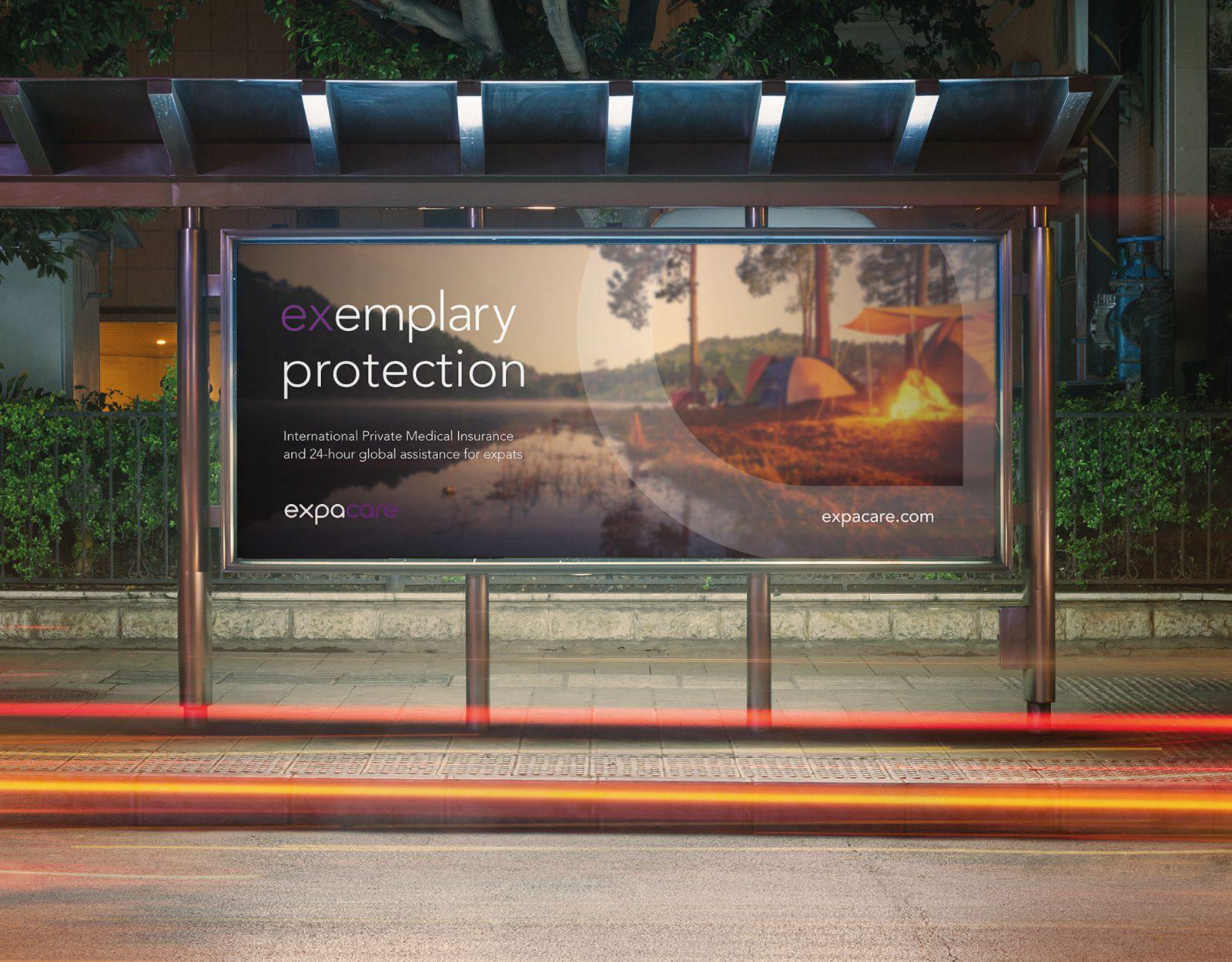 Expacare billboard