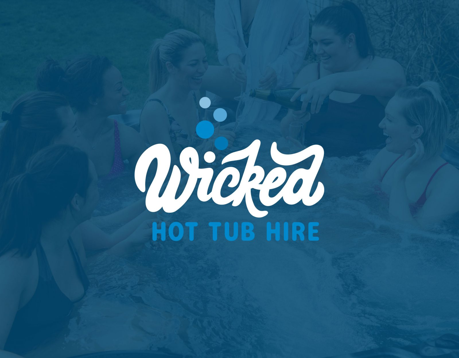 Wicked Hot Tub Hire logo