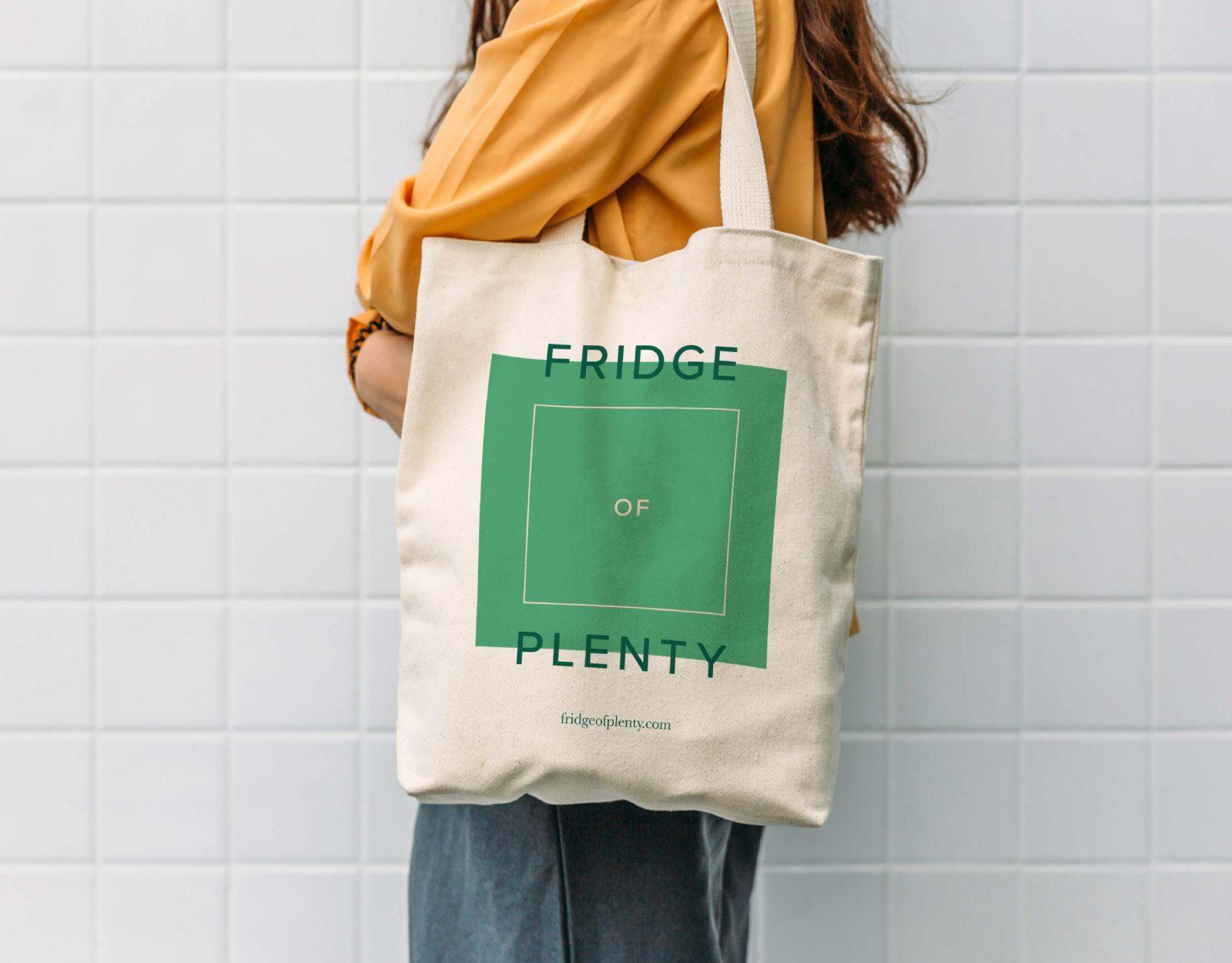 FOP canvas bag