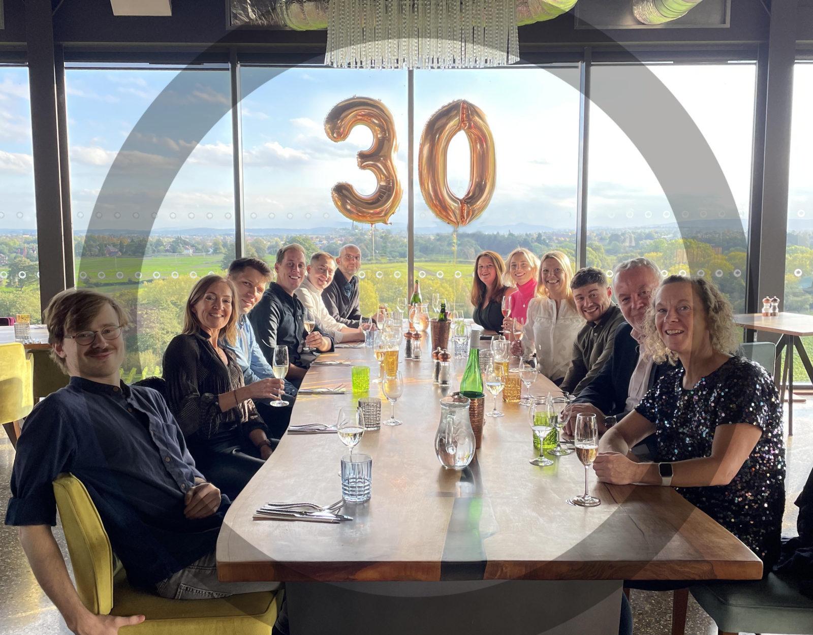 Source Turns The Big 3-0   Creative Digital Agency In Shropshire